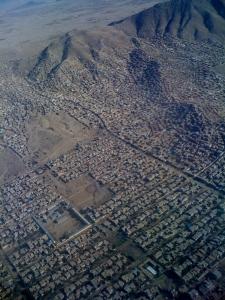 Kabul dall'alto np©09
