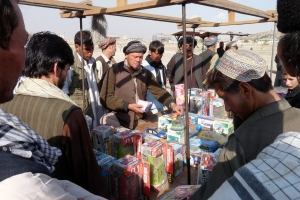 Venditore di giocattoli, un venerdì a Kabul mr©09