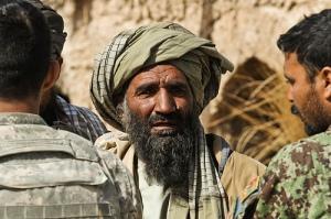 Nella provincia di Helmand ©Isaf 2010