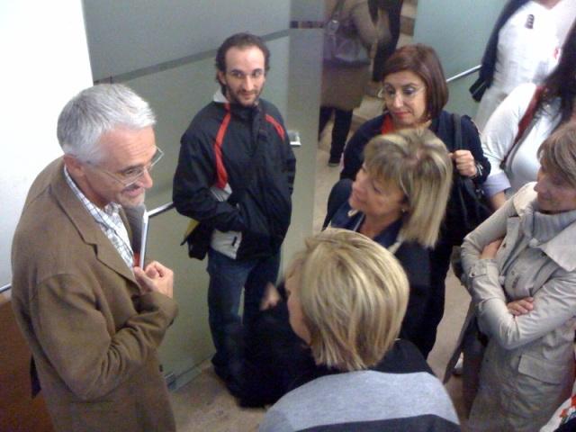 Alberto Cairo, da Kabul, a Milano