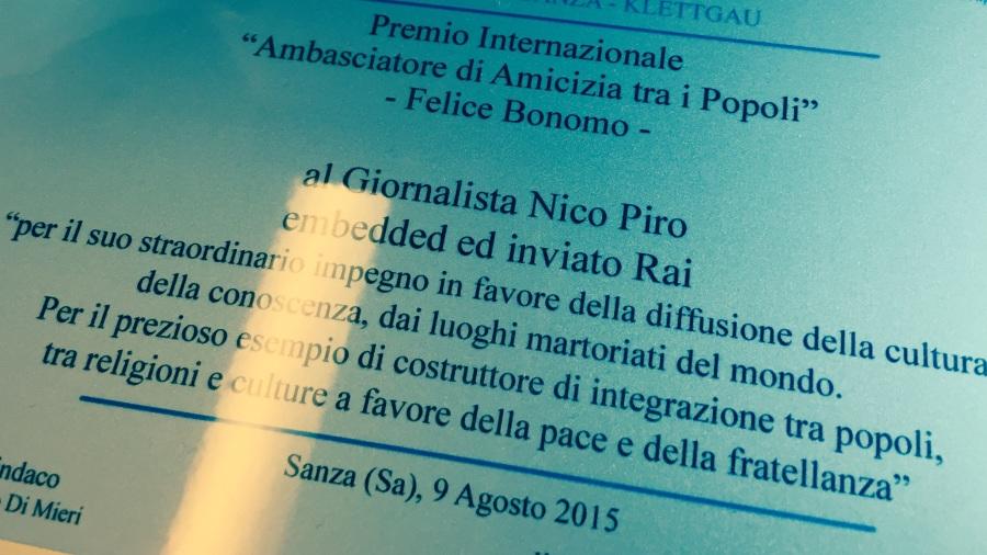 Premio Bonomo