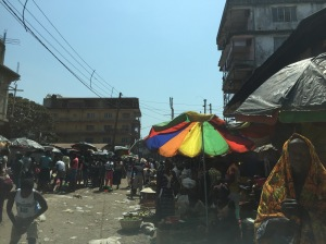 Freetown, Dorfcut Market
