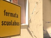 L'ex-scuola di Arquata