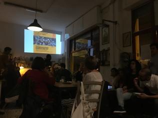 Babeuf, caffè letterario Cagliari