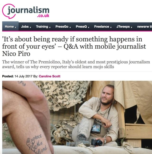 JournalismCoUK