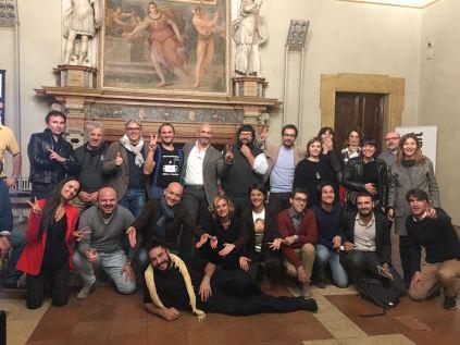"""Foto di """"famiglia"""" Palazzo Magnani"""