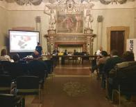 Corso a Palazzo Magnani