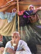 Abdus è fuggito quattro volte in Bangladesh dalle persecuzioni in Myanmar, la prima volta nel 1942