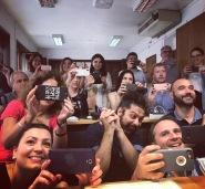 Foto di gruppo: Classe Mojo Avanzato Giugno 2018