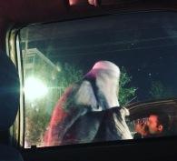 Fantasmi turchesi nel traffico di Kabul