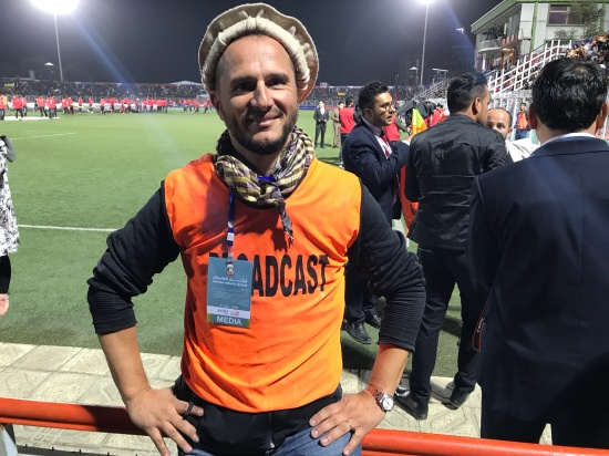 Kabul allo stadio per la finale di Premiere Legue